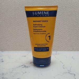 Lumene Radiant Touch Refreshing Foam Cream Cleanser